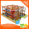 2017 Newest Design Big Indoor Soft Fitness Playground for Sale