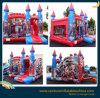 Customized Inflatable Castle with Avenge Carton Castle