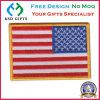 Hot Sell Custom Textile USA Flag Embroidery Fashion Decoration