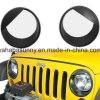 High-End Style ABS Wrangler Headlight Angry Bird Style Trim Cover for Jeep