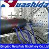 Skrg1200 PE Plastic Spiral Corrugated Pipe Making Machine