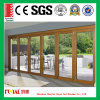 Powder Coated Customized Color Aluminum Door
