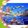 Water Slides Fiberglass Slides Spiral Tube Slides for Amusement Park