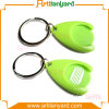 Customized Plastic Keychain Trolley Coin