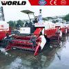 World Brand Rubber Track 4lz-4.0e Mini Combine Harvester for Sale