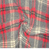 Checked Fleece Fabric, for Jacket, Garment Fabric, Textile Fabric, Clothing