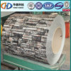 Pattern Color Steel Coil PPGI for Construction Building