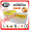 Competitive Price Holding 264 Quail Eggs Automatic Used Poultry Incubator for Sale
