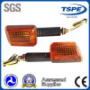 High Quality Motorcycle Parts Motorcycle Turning Lights (QZ-009-1)