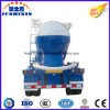 3 Axle 45cbm Cement Bulker Compressor Truck Semi Trailers