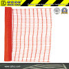 Reflective Orange Plastic Safety Barrier Fence (CC-BR110-09026)