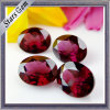 Hot Sale Oval Shape Natural Garnet Stone