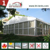 Fire Retardant Trade Show Glass Tent with Cooling System for 300-500 People