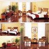 Bedroom Sets Furniture Solid Wood Hotel Furniture for Sale (#A6016)