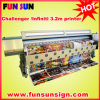 Infiniti /Challenger Fy-3208r Large Inkjet Printing Machine (8head, fast speed)