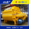 Good Quality Compulsary Twin Shaft Concrete Mixer (KTSB1000)