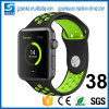New Premium Sport Luminous Silicone Watch Band for Iwatch 38mm