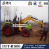 Dft-B1004 Tractor Mounted Hydraulic Used Bored Pile Driver Drilling Rig Machine