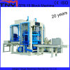 Automatic Hydraulic Cement Brick Making Machine (QT6-15)