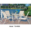 Aluminum Outdoor Leisure Garden Modern Dining Table Chair for Patio