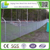 PVC Coated Barbed Wire Chain Link Fence System