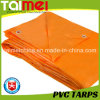 300GSM Fr PVC Laminated Tarpaulin with UV Treated