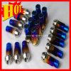 Gr 5 Titanium Wheel Bolts Titanium Wheel Lug Nuts