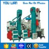 Combined Rice Huller & Whitener + Diesel Engine + Elevator