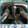 Welded Alloy Steel Stud Link Chain for Shipbuilding