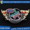 China Factory Supply Custom Enamel Color Metal Pin Badge