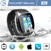 Perfect Competible Android OS Bluetooth Smart Watch Cell Phone (V26)