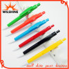 Fashion Design Elegant Click Plastic Ballpoint Pen for Promotion (BP1203)