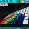 Arylic Disco Stage 61*61 Cm P10 Outdoor LED Video Dance Floor