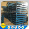 Warehouse Steel Foldable Stacking Tire Racking