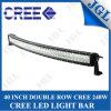Jgl 240W Curved CREE LED Light Bar