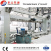 Thermal Insulation of Building Material AAC Sand Lime Block AAC Fly Ash Block Machine