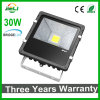 3 Years Warranty Outdoor Black 30W LED Floodlight