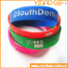 Customized Silicone Rubber Bracelet with Debossed Logo (YB-SW-83)
