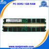 Retail Bulk Packing Full Compatible DDR2 1GB 800MHz RAM for Desktop