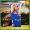 Customed Full Color Print Fabric Diplay for Advertising