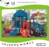 Kaiqi Small Cool Robot Themed Children′s Playground (KQ30127B)