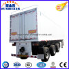 Hot Tri-Axle 13meter Bulk Coal Carrier Heavy-Duty-Tractor-Truck Utility Cargo Trailer