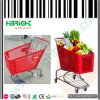 High Quality Plastic Shopping Cart for Sale