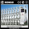 Auto Extendable Stainless Steel Barrier Gate