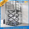 Stationary Hydraulic Scissor Lift Platform with Ce