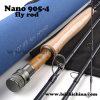 Im12 Nano Carbon Fly Rod Nano 905-4
