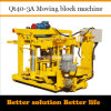 Qt40-3A Hollow Brick Making Machine / Egg Laying Manual Block Making Machine