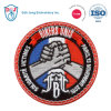 Embroidery Patch Customer Design- Bikers Unis