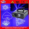300mw Blue Animation Laser Logo Projector Magic Effect Light