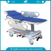 CE Approved ABS Material Cheap Hospital Transport Stretcher (AG-HS008)